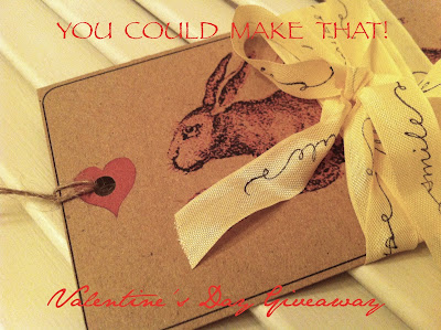 A Valentine Giveaway