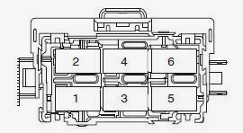 2004 Vw Jetta Tdi Engine Wiring Diagram likewise Happy Birthday Auto Geek Online Auto moreover Gem Electric Car Wiring Diagram as well Removing and installing the main fuse box 06 furthermore Removing and installing fuse holder from dash panel. on fuse box on skoda fabia