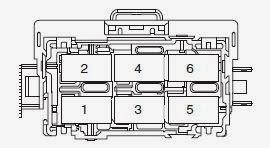 Fuse Box 2011 2014 Ford F 150 Fuse Panel Diagram