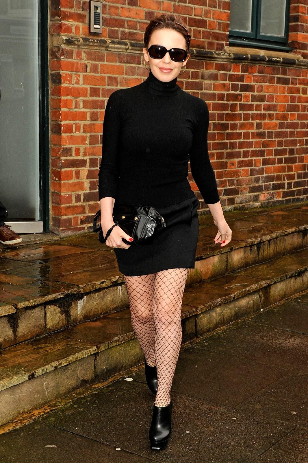 Nylon Celebrities Kylie Minogue