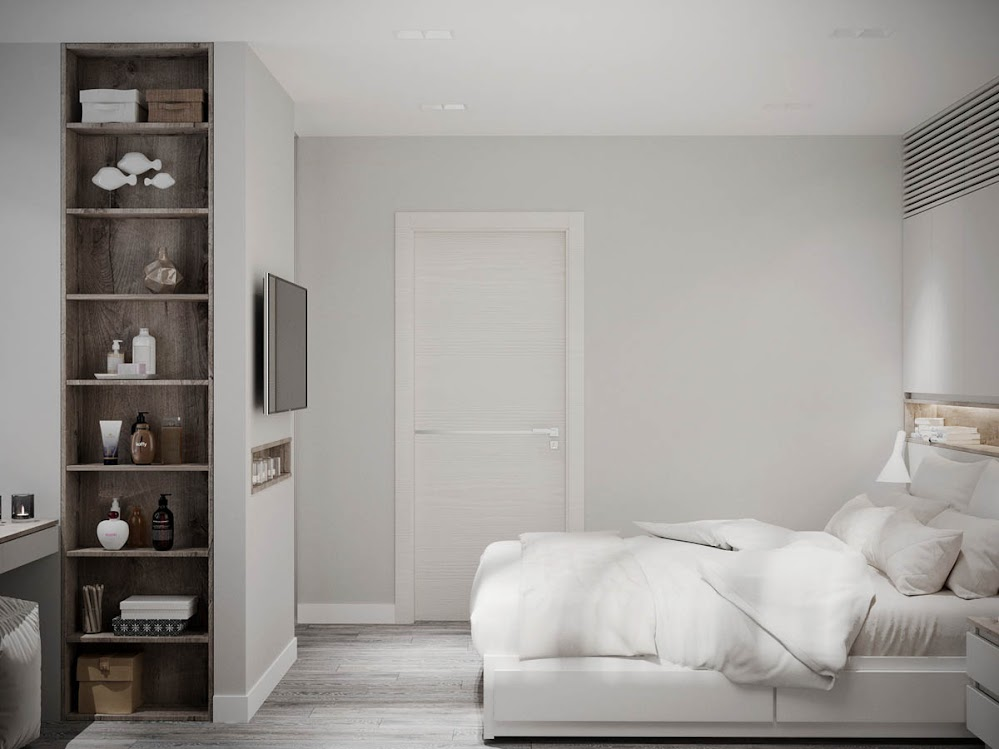 clean-white-bedroom