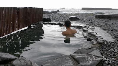 Yudomari onsen Yakushima