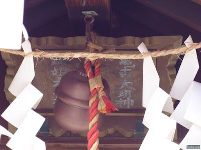 亀吉大明神鶴姫大明神