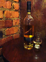 our penderyn bottle at waxy o'connor's