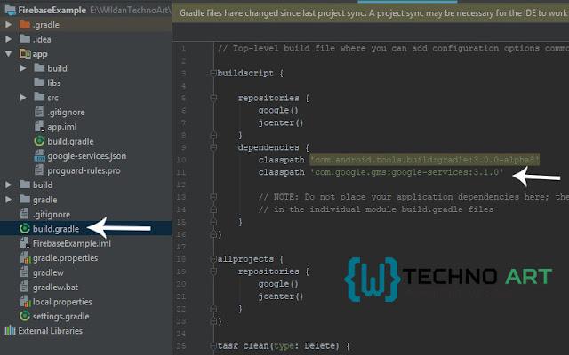 WildanTechnoArt-Buld.Gradle(Project-Level)