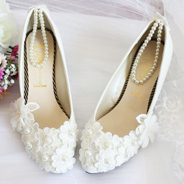White Wedding Flats