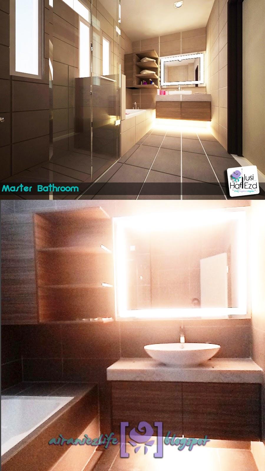 Airaniez 39 s life 7 tahun pereka hiasan dalaman for D life interior design