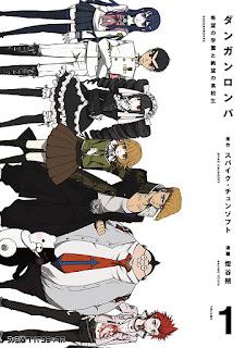 [Manga] ダンガンロンパ 希望の学園と絶望の高校生 第01巻 [Danganronpa – Kibou no Gakuen to Zetsubou no Koukouse Vol 01], manga, download, free