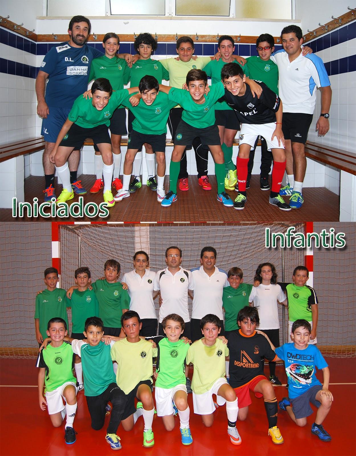 84c402c2a9e3a Academia de Futsal de Condeixa  Época já começou...