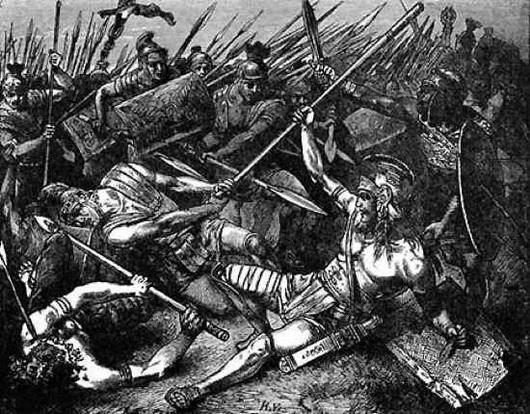 Pemberontakan Spartacus