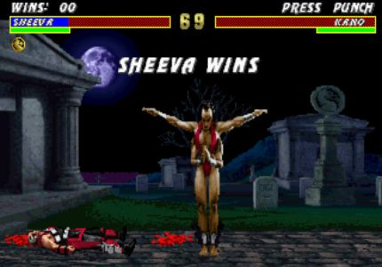 Mortal Kombat 3 PC Game Free Download