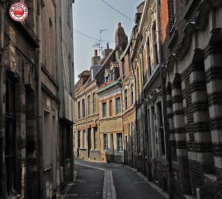 Calles de Lille, Francia