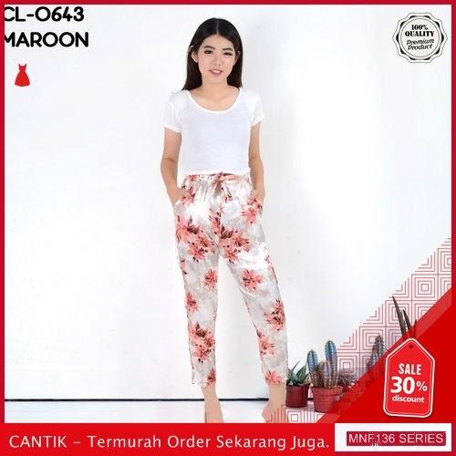 MNF136C119 Celana Cl Wanita 0643 Satin Celana terbaru 2019 BMGShop