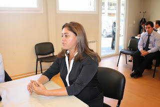 Resultado de imagen para jueza Erika Fontela