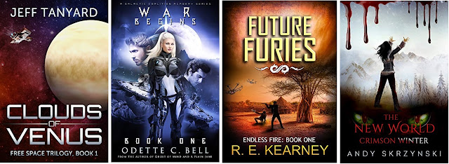 Image: Click for Top 100 Free BestSellers Science Fiction Adventure Ebooks