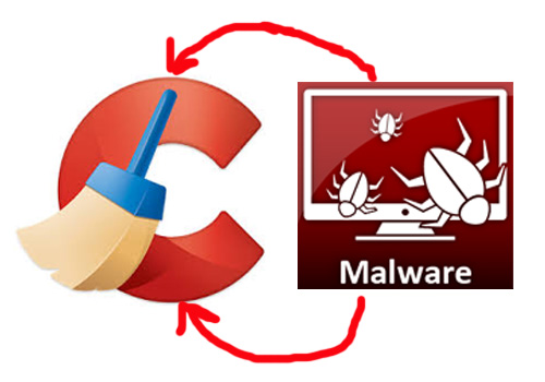 CCleaner and malware