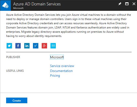 Clint Boessen's Blog: Azure AD Domain Services Overview