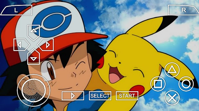 [35MB]Download Pokemon Game For Android