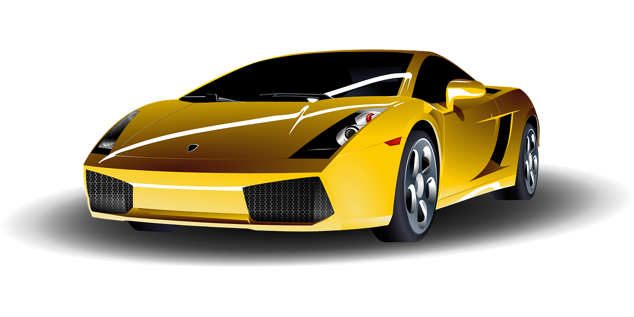Wallpaper Animasi Mobil Lamborghini