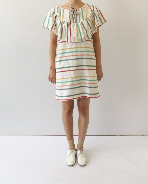 Ace & Jig Clifton Dress in Merry