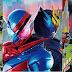 Form Kamen Rider Build November: Titisan Kamen Rider Decade?!