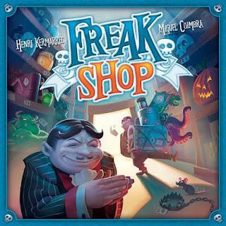 Freak Shop (vídeo reseña) El club del dado Pic3152633