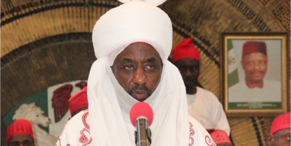 Stop using mosques to preach hate –Sanusi