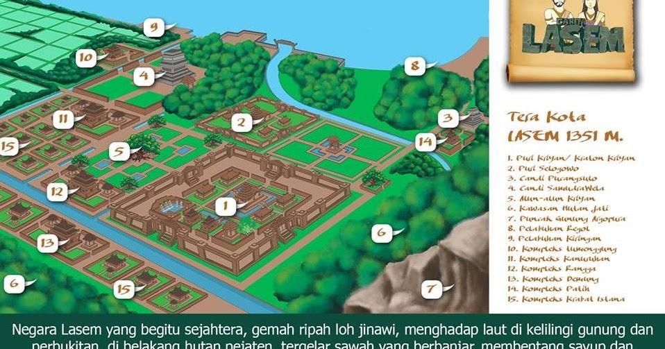 Sejarah Kerajaan Lasem 1351 1479 M Idsejarah Net