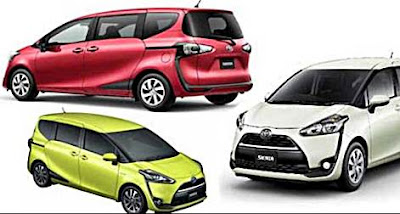 2017 TOYOTA SIENTA REDESIGN, RELEASE DATE AND SPECS