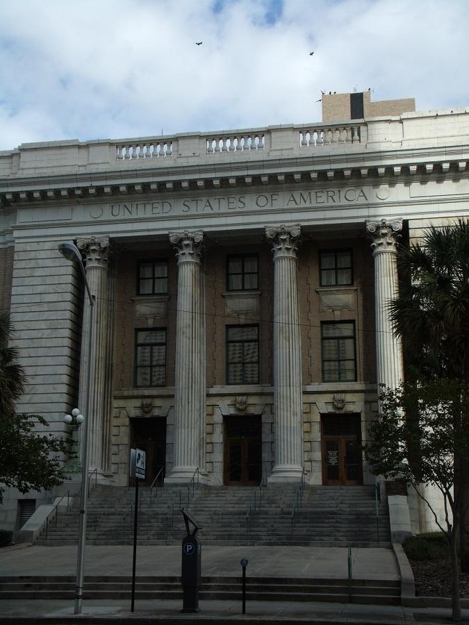 Edificios en el downtown de Tampa