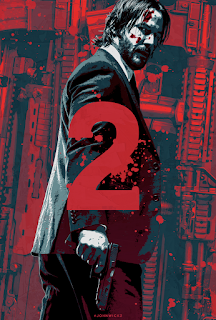 John Wick: Chapter Two - Illustrated Posters