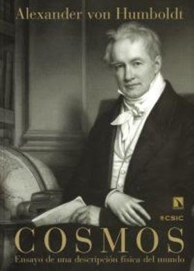 Libro de Alexander Von Humboldt