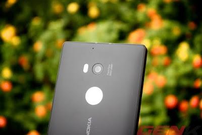 Danh gia dien thoai Nokia Lumia 930