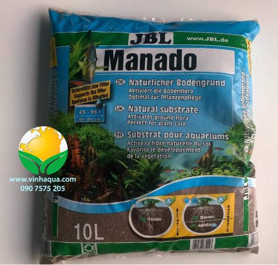 Phân nền JBL Manado cung cấp dinh dưỡng cho hồ thủy sinh của bạn