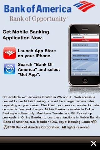 Bank of america ipad app download