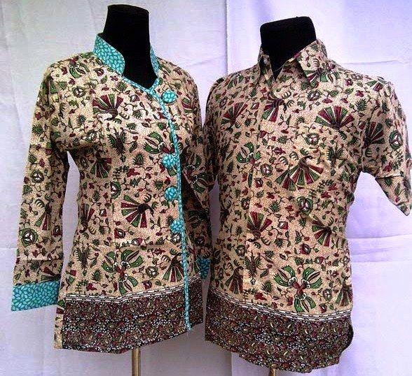 Potongan Baju Batik Pria: ッ 27+ Model Baju Batik Pekalongan Terbaru Untuk Pria & Wanita