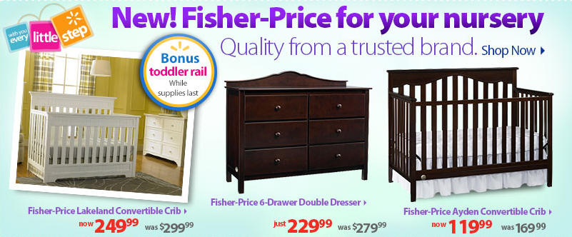 Mommy S Wish List Fisher Price Nursery Furniture New To