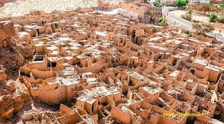 The Ancient City of Al-Ula