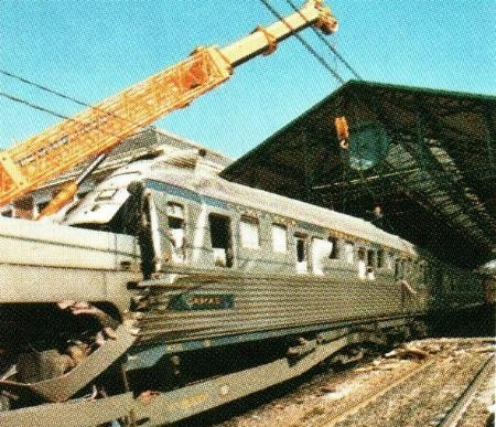 Accidente ferroviario de Valladolid de 1988.