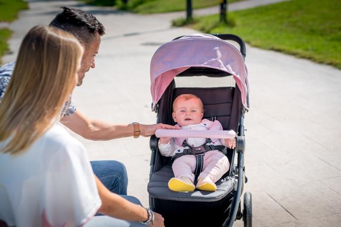 VentT de Niu, el nuevo cochecito para familias exigentes