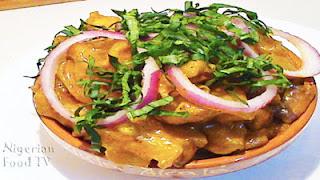 nkwobi, Nigerian Food Recipes, Nigerian Recipes, Nigerian Food, Nigerian Food TV