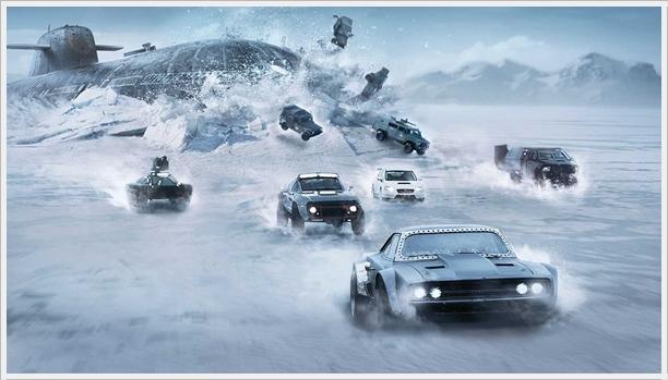 Fast & Furious 8 (F8)