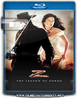 A Lenda Do Zorro Torrent - BluRay Rip 1080p Dublado