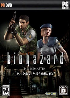 Resident Evil HD Remaster - PC (Download Completo)
