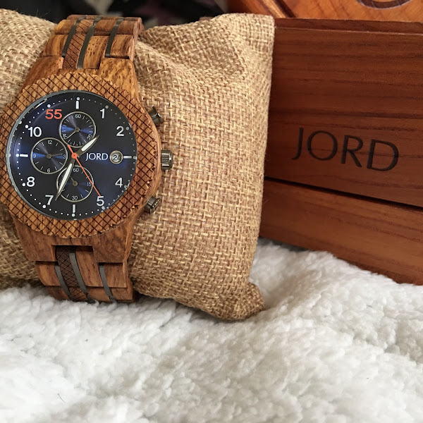 Heart Eyes over JORD Wood Watches + a Giveaway!
