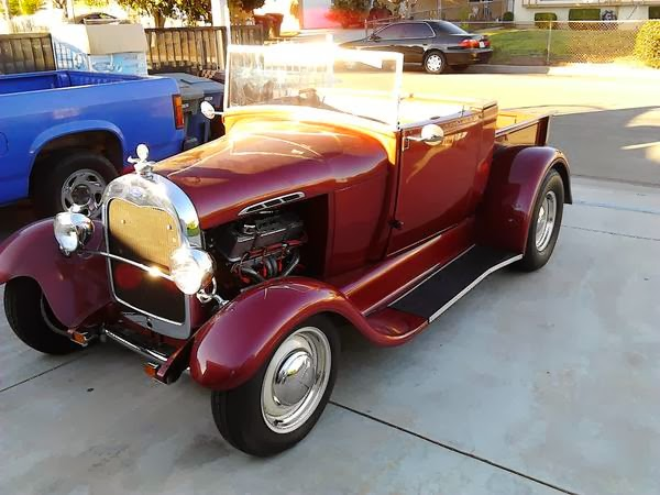 1929 Ford Roadster Pickup | Auto Restorationice