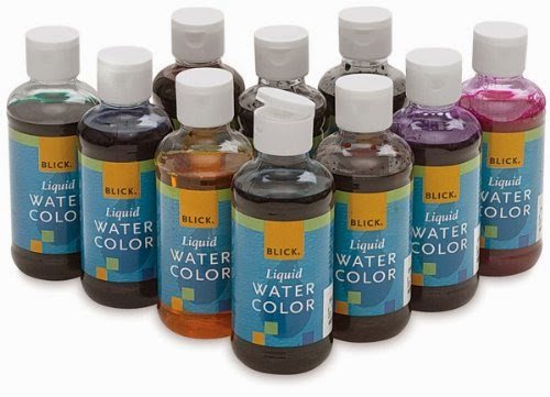 What are Liquid Watercolors and Why Would You Want Them?