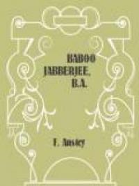 Baboo Jabberjee, B.A