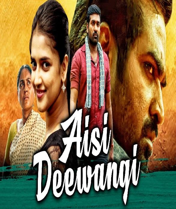 Aisi Deewangi (Thenmerku Paruvakaatru) Hindi Dubbed 720p HDRip