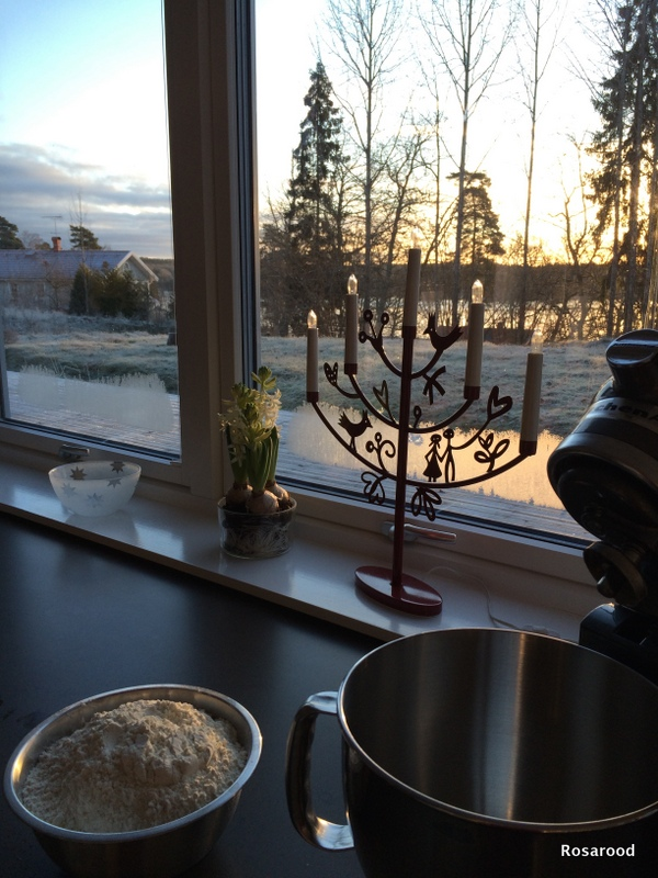 Rosarood Goes Stockholm Safran Macht Den Kuchen Gel